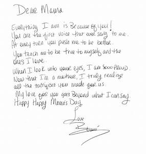 Beyoncé Pens Mother S Day Message To Tina Knowles