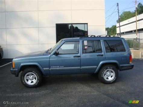 gunmetal blue jeep 1999 gunmetal pearl jeep cherokee sport 4x4 33745472