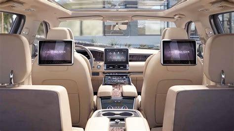 Home Interior 2020 :  2019-2020 Lincoln Navigator Interior Design