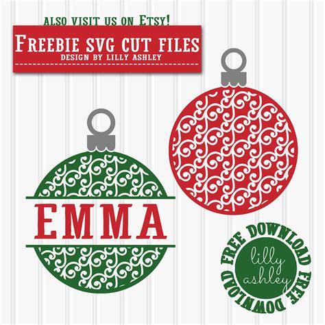 Free Svg Christmas Ornament Files  – 212+ Popular SVG File