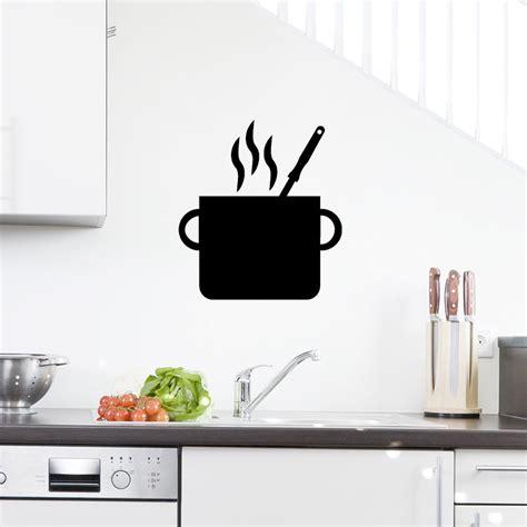 marmite et cuisine sticker cuisine marmite sur le feu stickers cuisine