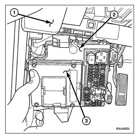 Jeep Liberty Fuse Box Under Dashboard Auto