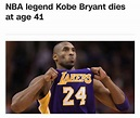 41歲籃球巨星科比因事故去世 生前與高以翔合影曝光!
