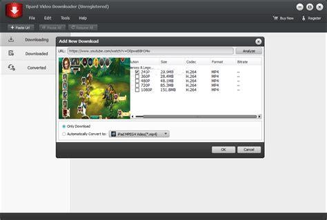 Download Tipard Video Downloader 5.0.68