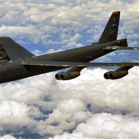 Us Sends B-52 Bombers To Qatar To Join The Fight Against
