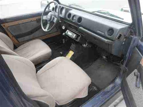 automobile air conditioning service 1993 suzuki samurai on board diagnostic system purchase used 1986 suzuki samurai jx se sport utility 2 door 1 3l air conditioning rust free in