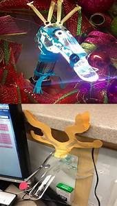 Creative Christmas Lights Christmas Decorations That Can Turn A Hospital Into A