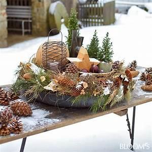 Weihnachtsdeko Im Außenbereich : 1000 ideen zu weihnachtsdekoration f r drau en auf pinterest weihnachten im freien ~ Markanthonyermac.com Haus und Dekorationen