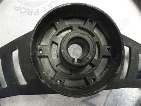Boat Steering Wheel Shaft by Black Small 12 3 4 Quot Teleflex Boat Steering Wheel Green