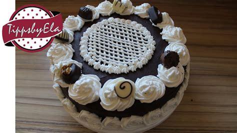 torte selber machen muttertagstorte pralinen torte sahnetorte selber machen anleitung muttertag