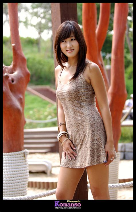 Model Photo 서울숲 출사 이원지 님