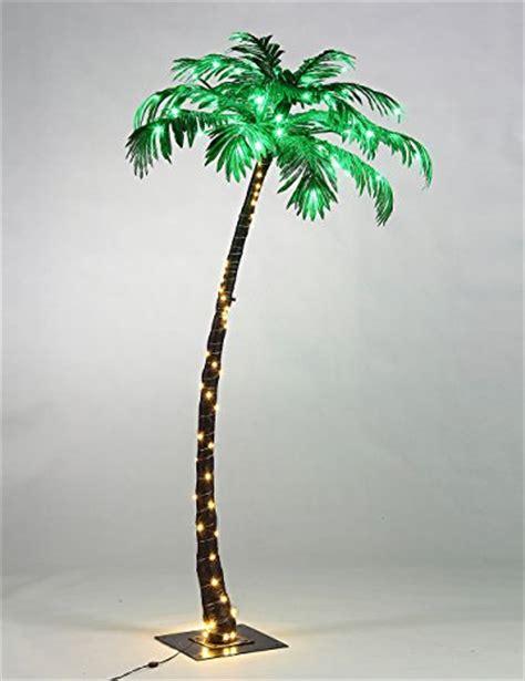 lightshare lighted palm tree small ebay