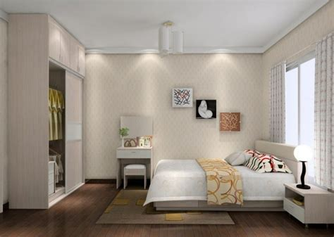 bedroom interior 3d render ndesign architectural and interior design Modern