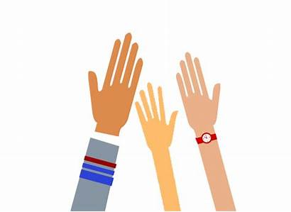 Usc Employee Employees Illustration Gateway Say Hands