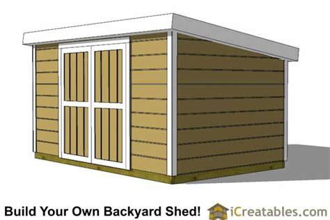 8x12 Storage Shed Plans by 8x12 8 Foot Lean To Shed Plans Storage Shed