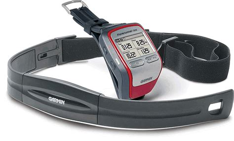Garmin Forerunner 305 Fitness Watch With Heart Rate