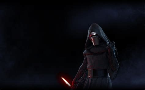 wallpaper kylo ren star wars battlefront ii hd