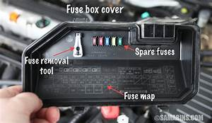 Smart Car Fuse Diagram