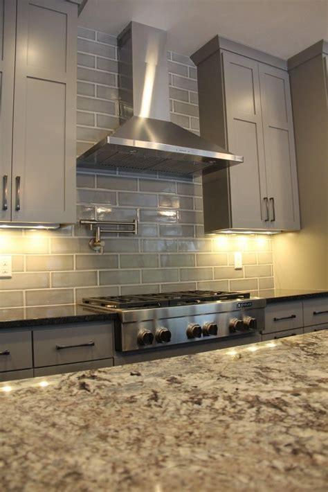 backsplash highland park dove gray kitchen backsplash