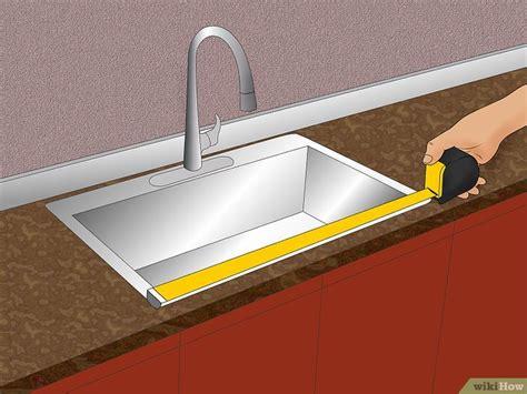 remove a kitchen sink come rimuovere un lavello 14 passaggi illustrato 4701