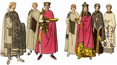 Byzantine Costume Middle Medieval Ages History Exam