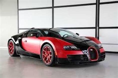 10 Facts About Bugatti Veyron