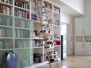 Regalwand Mit Türen : wohnraum alfred jacobi werkst tten f r m bel und ~ Michelbontemps.com Haus und Dekorationen