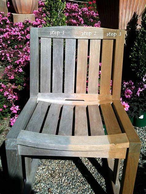outdoor garden furniture care teak teak