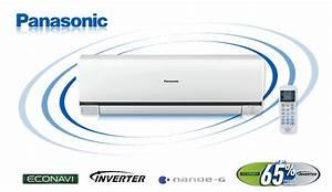 17   Off  Panasonic 10000 Btu Inverter Air Conditioner
