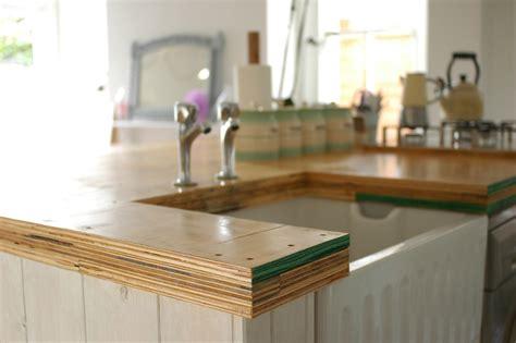 ideas for kitchen worktops diy kitchen island worktop patchwork