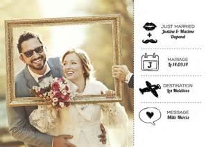 remerciement mariage carte de remerciement mariage archives mariage commariage