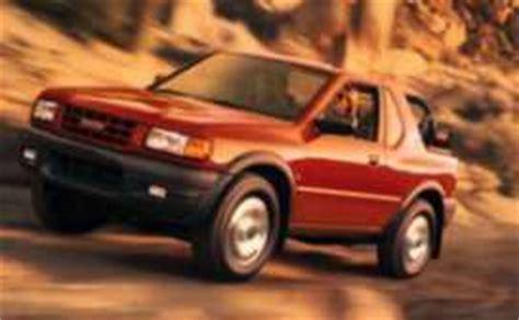 download car manuals 1993 isuzu amigo parental controls 1998 isuzu amigo page 1 review the car connection