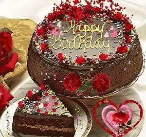 Happy Birthday Birthday Cake GIF - HappyBirthday ...