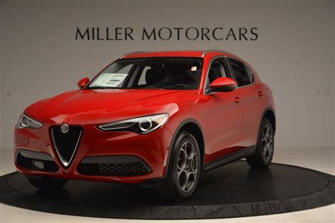 Alfa Romeo Dealers by New 2018 Alfa Romeo Stelvio Greenwich Ct