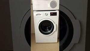 Bosch Waschmaschine Transportsicherung : bosch waschmaschine wat 28420 varioperfect serie 6 15 min kurzprogramm in voller l nge youtube ~ Frokenaadalensverden.com Haus und Dekorationen