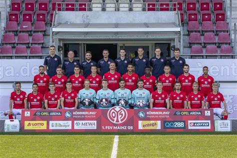 A number of 0 games ended in a draw. 1. FSV Mainz 05 - News Detailansicht