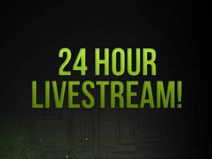 24 Hour Livestream with Jeruhmi - Footage - YouTube