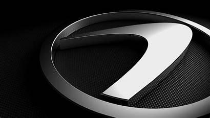 Lexus Icon Emblem Surface Shape Mark 3d