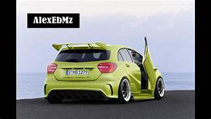 Mercedes A45 Amg Tuning : virtual tuning mercedes benz a45 33 youtube ~ Jslefanu.com Haus und Dekorationen