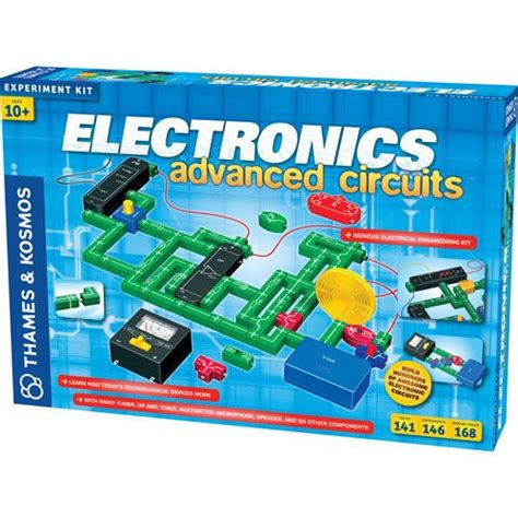 Electronics Advanced Circuits Kit