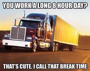 The Internet's 11 Best Truck Driver Memes