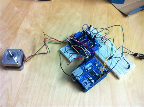 Arduino Motor Control Projects