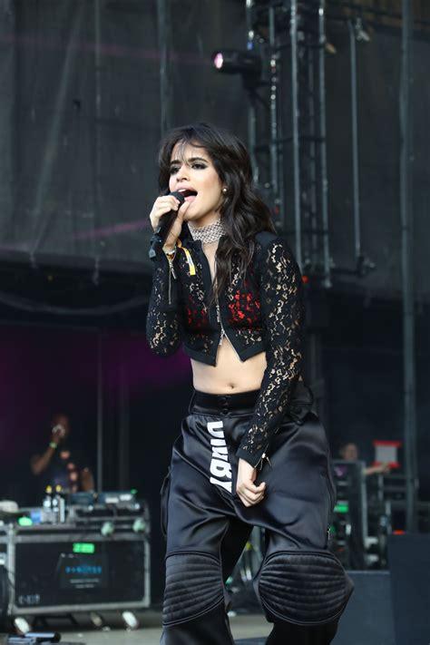 Camila Cabello Performs Billboard Hot