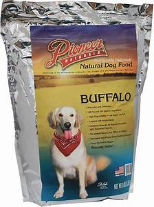 pioneer naturals buffalo dry dog food 8 lb bag chewycom With pioneer dog food