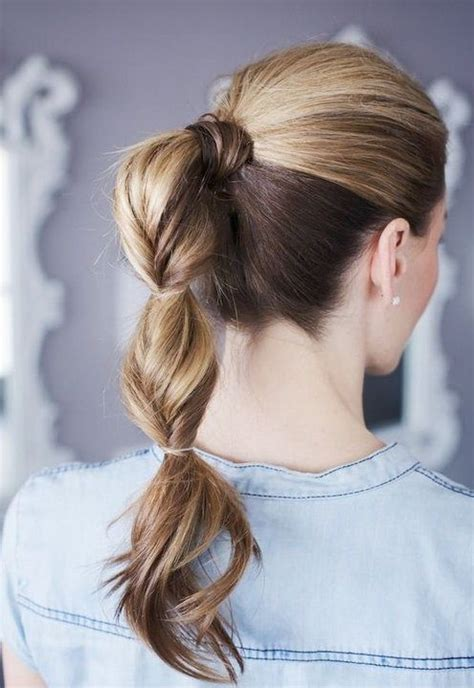 Ponytail Hairstyles by 10 Ponytail Hairstyles For 2019 Ponytails To Try
