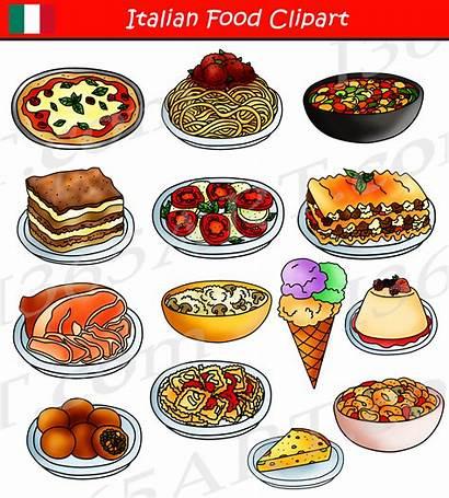 Italian Clipart International Graphics Clip Italy Foods