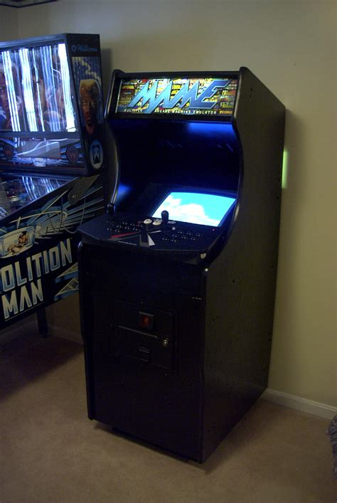 build arcade cabinet with pc mame cabinet build your own tweak3d
