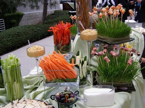 buffet table decorating ideas how to set