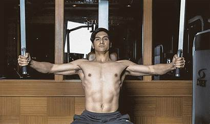 Pec Deck Muscles Qui Pectoraux Muscler Quels