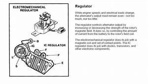 Need Help 3b Alternator Regulator